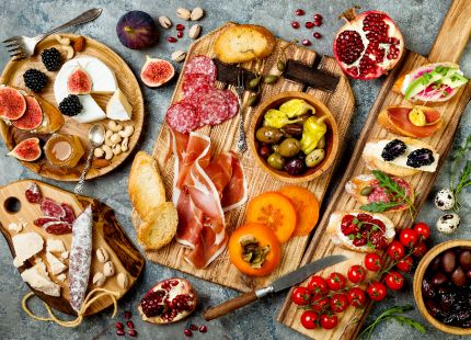 planches aperitives apero fromage