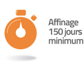 affinae 150 jours minimum