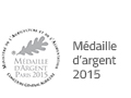 medaille argent 2015